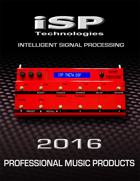 2016 Guitar Products Brochure