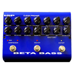 Beta Bass Preamp Pedal thumb
