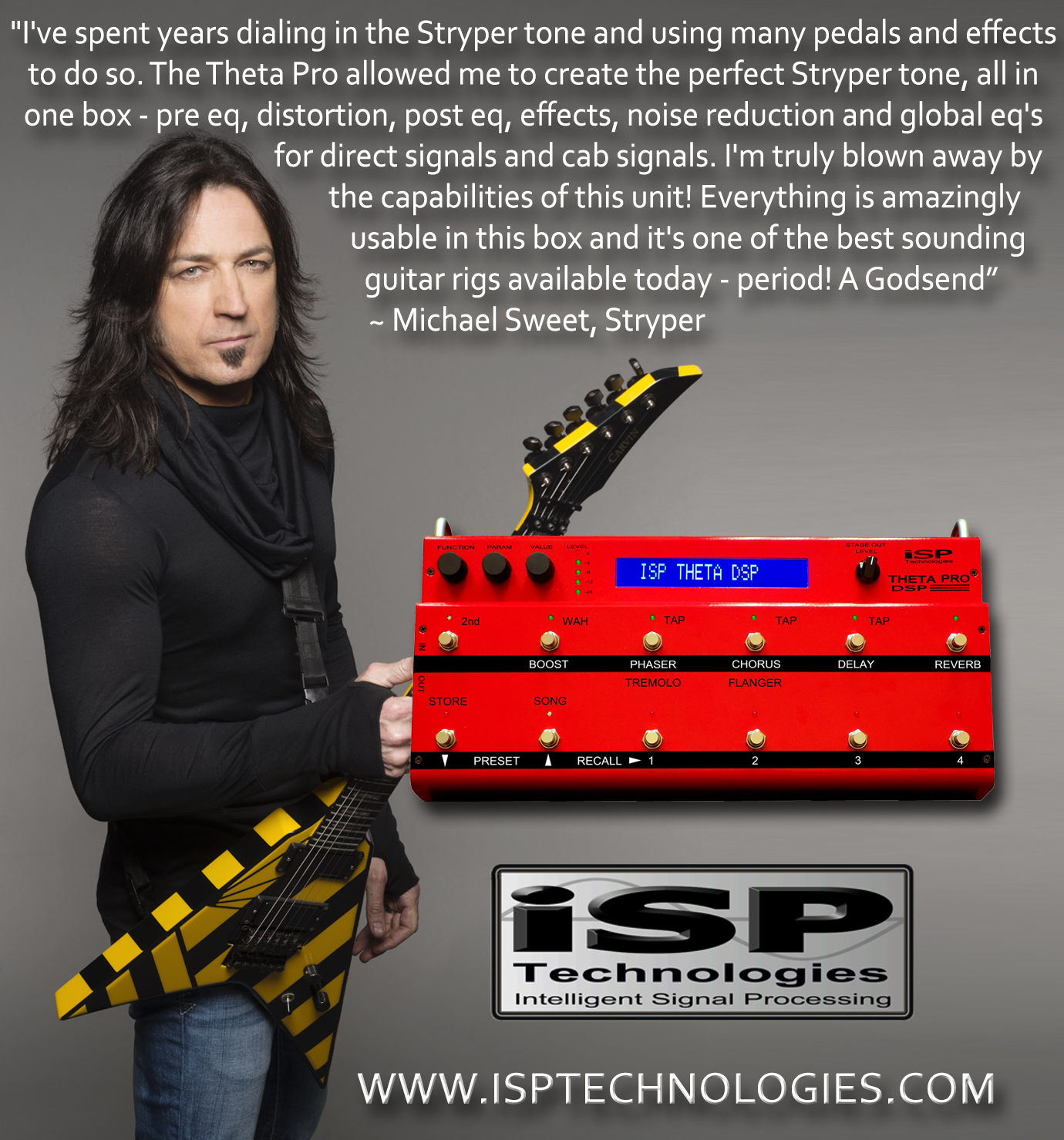 michael sweet stryper quote theta pro copy