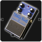 TOTALLY BLUES PEDAL